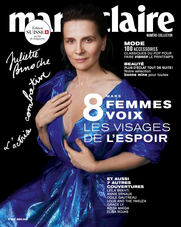 COUV_Marie Claire Suisse_Mars_2021
